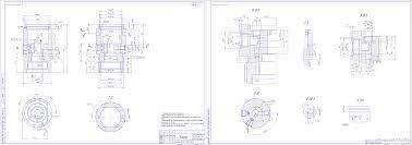 Курсовая работа по технологии машиностроения курсовое  Дипломный проект Разработка технологического процесса изготовления Корпус клапана