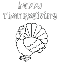 Print our free thanksgiving coloring pages to keep kids of all ages entertained this november. Thanksgiving Coloring Pages And Worksheets Playing Learning