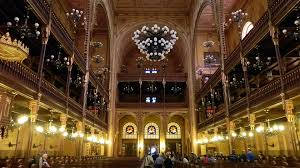 Die Große Synagoge In Budapest Urlaub Ungarnat