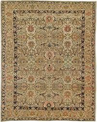 antique persian tabriz rug bb6097