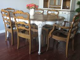 Shabby Chic Dining Room Table French Provincial Dining Room Sets Shabby Chic Dining Room French
