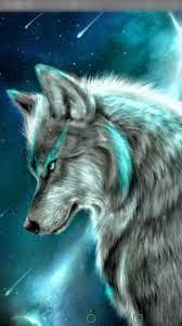 Cool Wolf iPhone Wallpaper Lock Screen ...