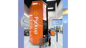 Walmart Vending Machine Custom Like A Giant Vending Machine Pickup Tower Comes To Mobile Walmart