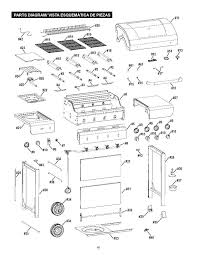 charbroil parts view schematic warranty information