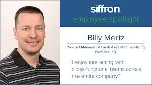 """siffron on Twitter: """"Billy Mertz, Product Manager of Fresh Area ..."""