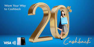 Usually, there is a percentage and cap on the maximum amount of cashback you can earn each month. Alliance Bank Offers 20 Cashback On Contactless Transactions