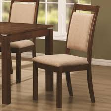 brown fabric dining chairs best home design 2018 cute dining room chair fabric ideas