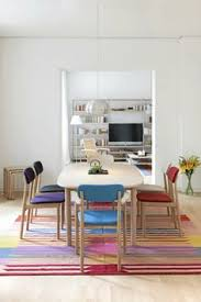 beautiful dining table set love the diffe coloured chairs beautiful dining rooms dining