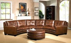curved leather sofa curved leather sofas curved leather couch simplified sectional sofa large stylish 4 curved