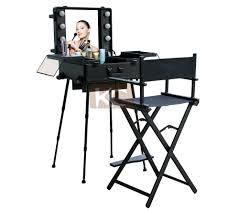 sally beauty lighting rolling cosmetic case with mirror professional makeup and travel makeup case with mirror