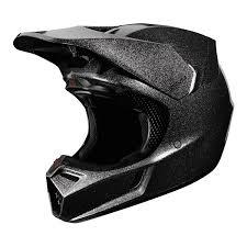 Fox Racing V3 Baz Motocross Helmet From Dirtbikebitz