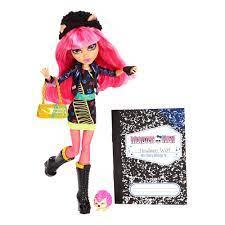 Búp bê Monster High 13 Wishes Howleen Wolf