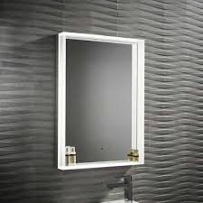 bathroom mirrors with lights. Roper Rhodes Aura LED Bathroom Mirror Mirrors With Lights O
