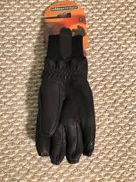 Outdoor Designs Denali Glove Outdoor Designs Denali Worker Black Large Gloves