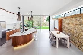 modern curved kitchen island. Modern Curved Kitchen Island O