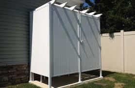 outdoor shower enclosure kit enclosures