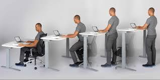 impressive office standing desk chair office desk standing up full size