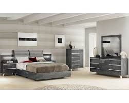 Modern Italian Bedroom Set Modern Italian Bedroom Set Elite 3313ei