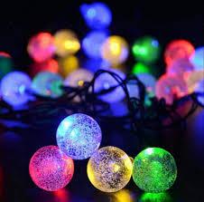 Hot Item Led String Light Christmas Fairy Lights Holiday Decoration String Lights