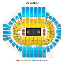 Hartford Civic Center Seating Chart Concerts Hartford Civic