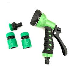 2019 water water for watering hose spray watering lawn and garden irrigation kit adjustable hose nozzles 7 pattern from toy1234 55 53 dhgate com