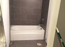 bathtub tile surround how to tile a tub surround and tub surround