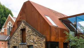 Grand Designs Kew House See Inside Richmonds Grand Designs Home Built From Seven