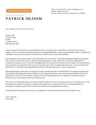 Cover Letter Temlate 200 Free Cover Letter Templates For All Industries Hloom