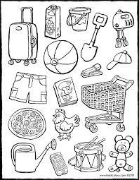 Voor Buiten Kleurprenten Pagina 3 Van 6 Kiddicolour