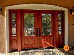 Decorating wood front entry doors with sidelights images : Entry Doors with Sidelights | Todays Entry Doors