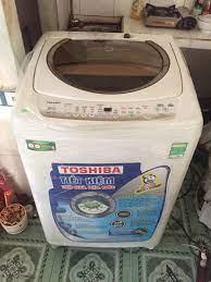 Máy Giặt Cũ TOSHIBA 10kg Ngoại Hình Mới 97% – Điện Máy Minh Thành Phát