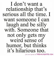 I Don't Want A Relationship That's Serious All The Time I Want Beauteous I Want A Relationship Like This Quotes