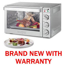 new waring wco500x commercial 1 2 size convection oven 120 volt