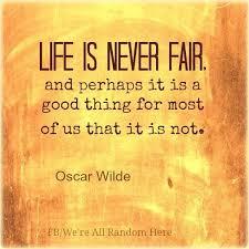 life is not fair essay essays on life is not fair brainia com