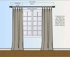 Hanging Curtains How To Hang Curtains Unusual Design 40 On Home .