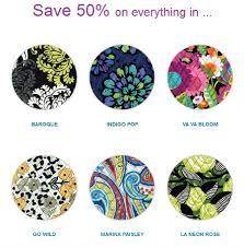 Vera Bradley Pattern Names Impressive Vera Bradley 48% Off Select Patterns Saving With Shellie™