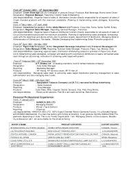 Advertising Manager Job Description Sample Advertising Manager Job ...