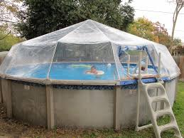 above ground pools decorating ideas. Plain Above Above Ground Pool Dome Design Decor 32591 Decorating Ideas  For Pools D