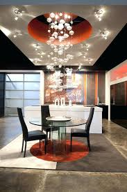 full image for jobs for lighting designers kitchen and dining area with bubble chandelier lighting and