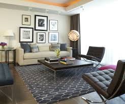 modern living room furniture cheap. Area Rugs Cheap With Modern Living Room And Dark Floor Rug Throw Pillows Wood Coffee Table Tray Ceiling Anchor Lake House Round Chair Pads Coastal Cottage Furniture