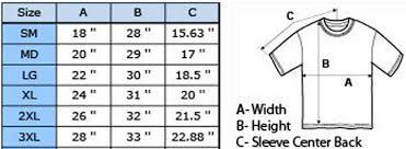 Gildan Polo Shirt Size Chart Rldm