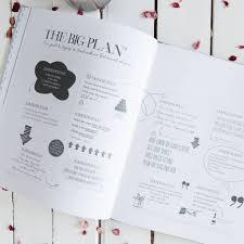 Wedding Planner Notebook And Journal By Illustries Wedding Planning Book