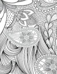 Coloring Pages Pdf Download Free Printable Sugar Skull Coloring