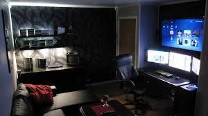 gaming setup for small room