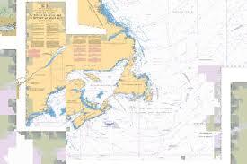 Gulf Of Maine To Strait Of Belle Isle Au Detroit De Belle