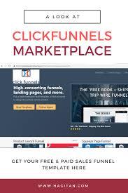Custom Design Marketplace A Look At Clickfunnels Marketplace Hagis Online Resource