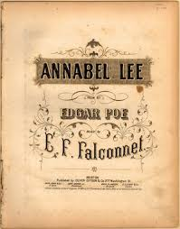 the world of edgar allan poe  annabel lee music