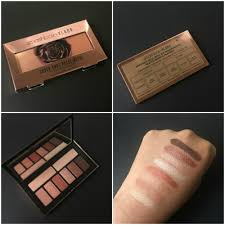 Smashbox Blush Soft Lights Duo Supermodel Smashbox Cover Shot Vlada Petal Metal Eye Shadow Palette