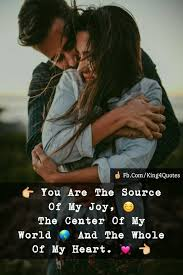 Love Couple Quotes Delectable Love Couple Quote You Are The Source Of My Joy Love Quotes LoveIMGs