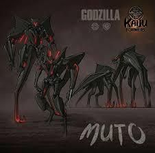Legendarys Kaijuformers Muto In 2019 Godzilla All